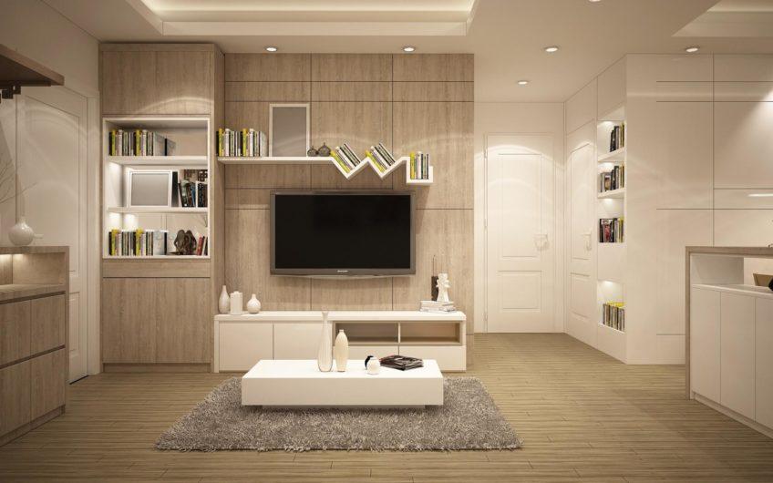 Minimalistic sophisticated house